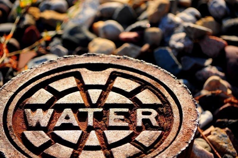 Underground utilities for stormwater management