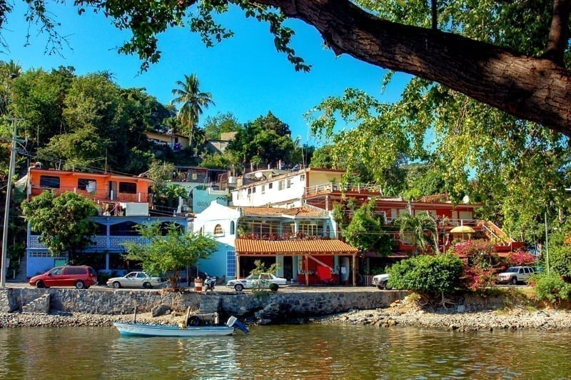 Small town life in Zihuatanejo