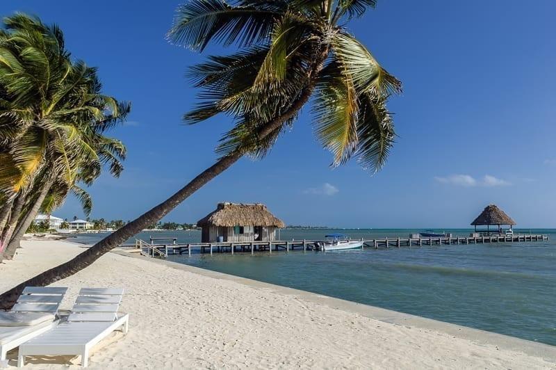 Ambergris Caye, Belize.