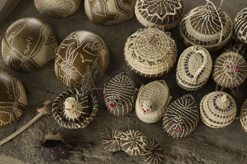 Crafts made in Belize