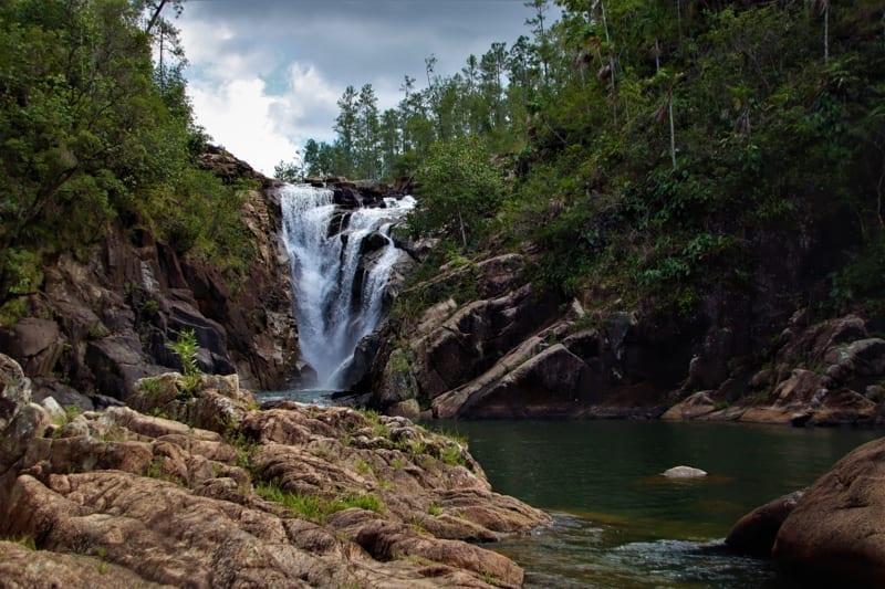 Big Rock Falls, Belize
