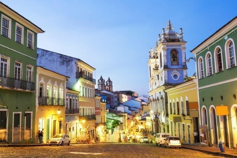 Salvador da Bahia, Brazil.