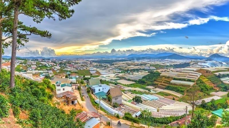 Da Laat, Vietnam.