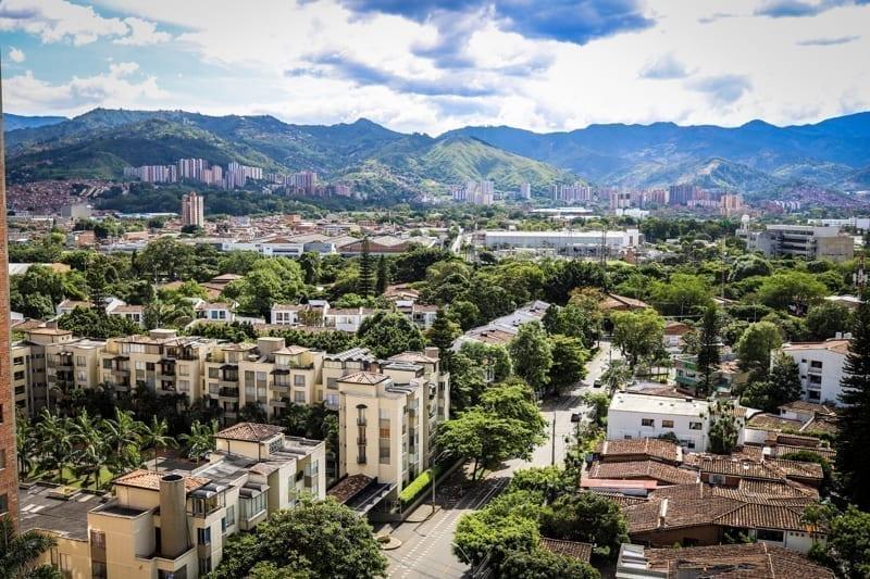 Medellin, Colombia.