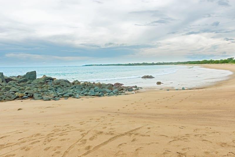 Beach in Pedasi, Panama