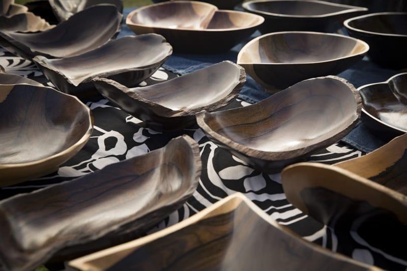 Belizean Wooden Bowls