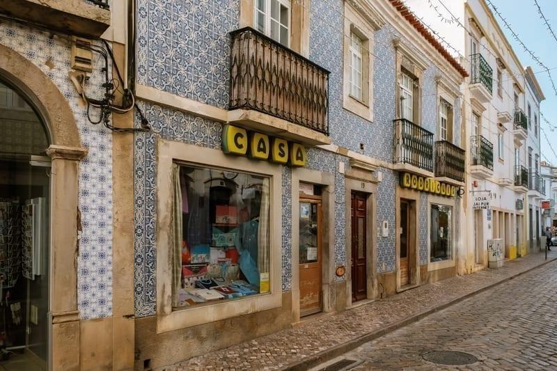 Casa Do Artesã, Tavira, Portugal