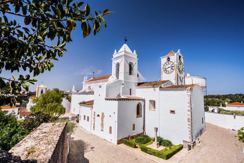 Church of Santa Maria do Castelo, Tavira, Portugal