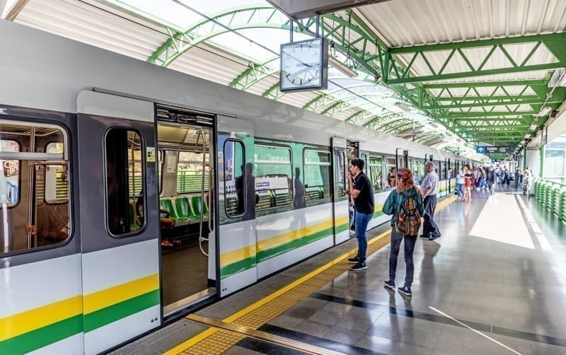 The New Metro System in Medellin, Colombia