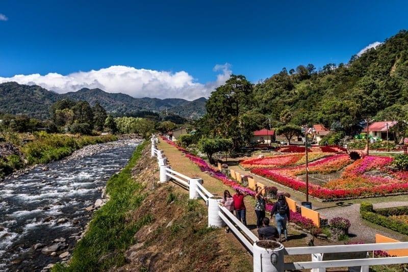 Boquete Coffee and Flower Fair, Chiriqui, Panama