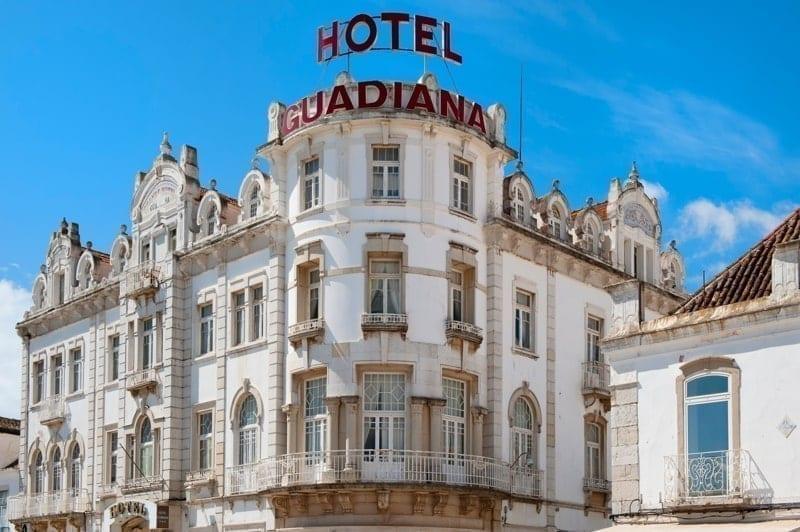 Hotel Guardiana, Vila Real de Santo Antonio, Algarve, Portugal