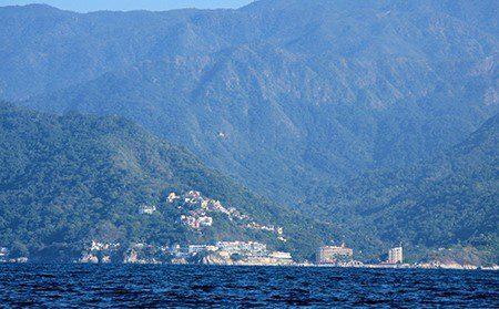 Ocean view in Puerto Vallarta