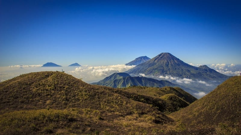Mount Prau, Indonesia