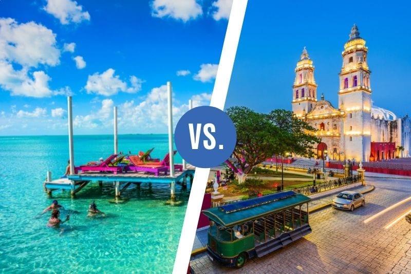 Belize vs Mexico