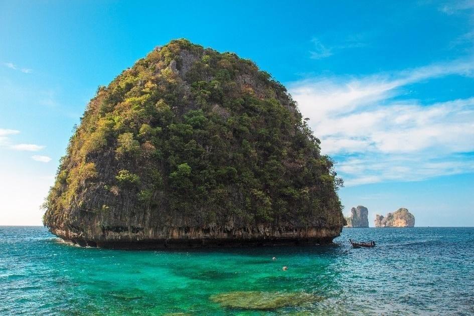 Koh Phi Phi island in Thailand