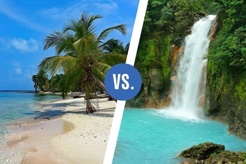 Panama vs. Costa Rica