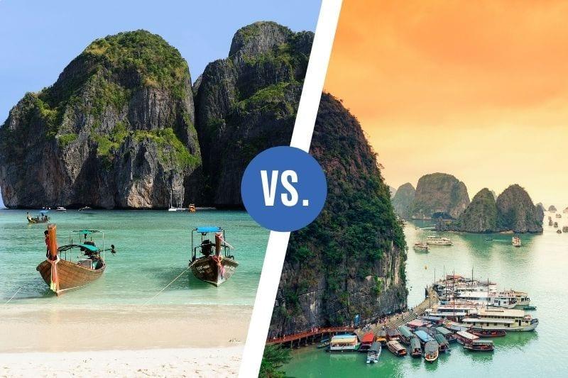 Thailand vs. Vietnam