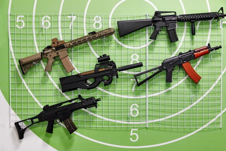 Explaining Gun Laws In Central and South America