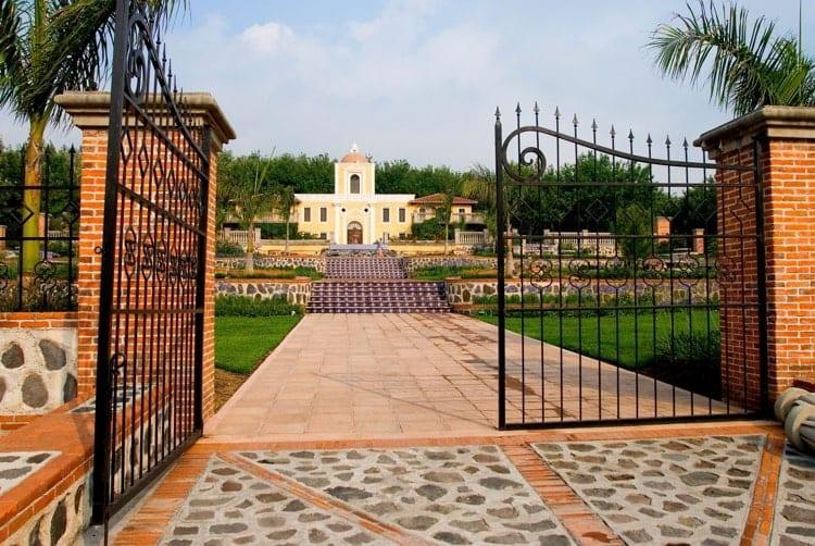Antigua Gardens is a gated community near Antigua, Guatemala.
