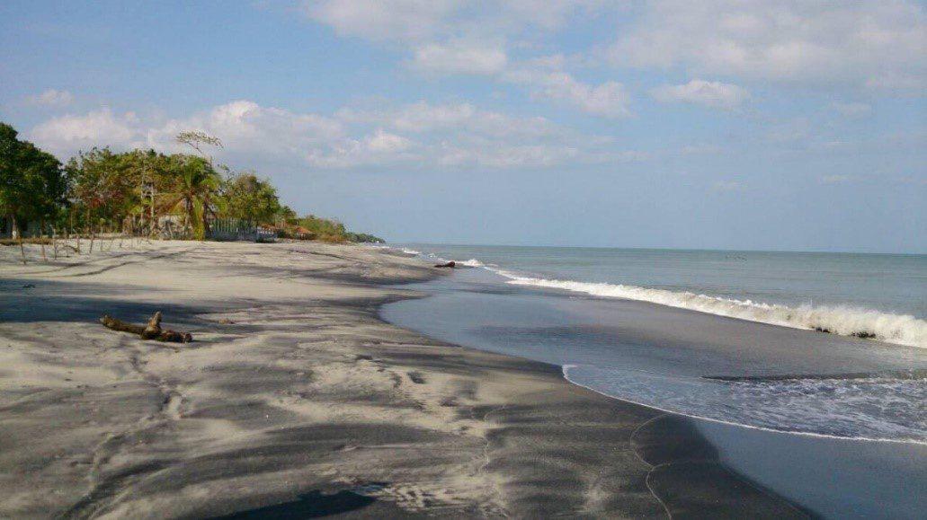 Juan Hombron beach in Panama