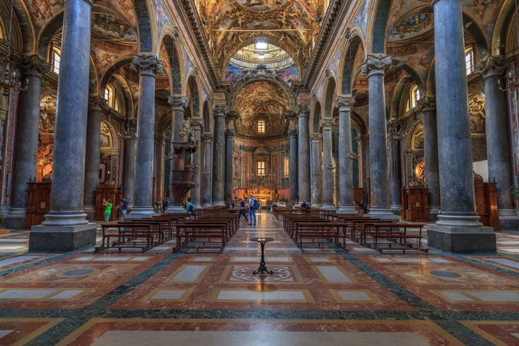 Church of St. Joseph of Theatines in Palermo