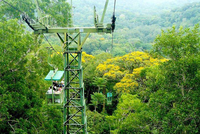 Gamboa Aerial Tram