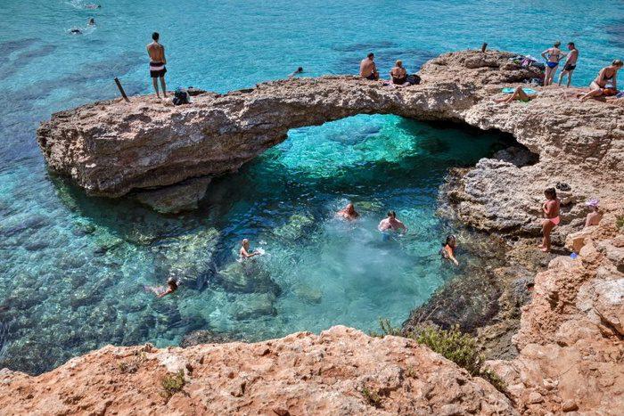 Blue Lagoon, Comino, Gozo, Malta