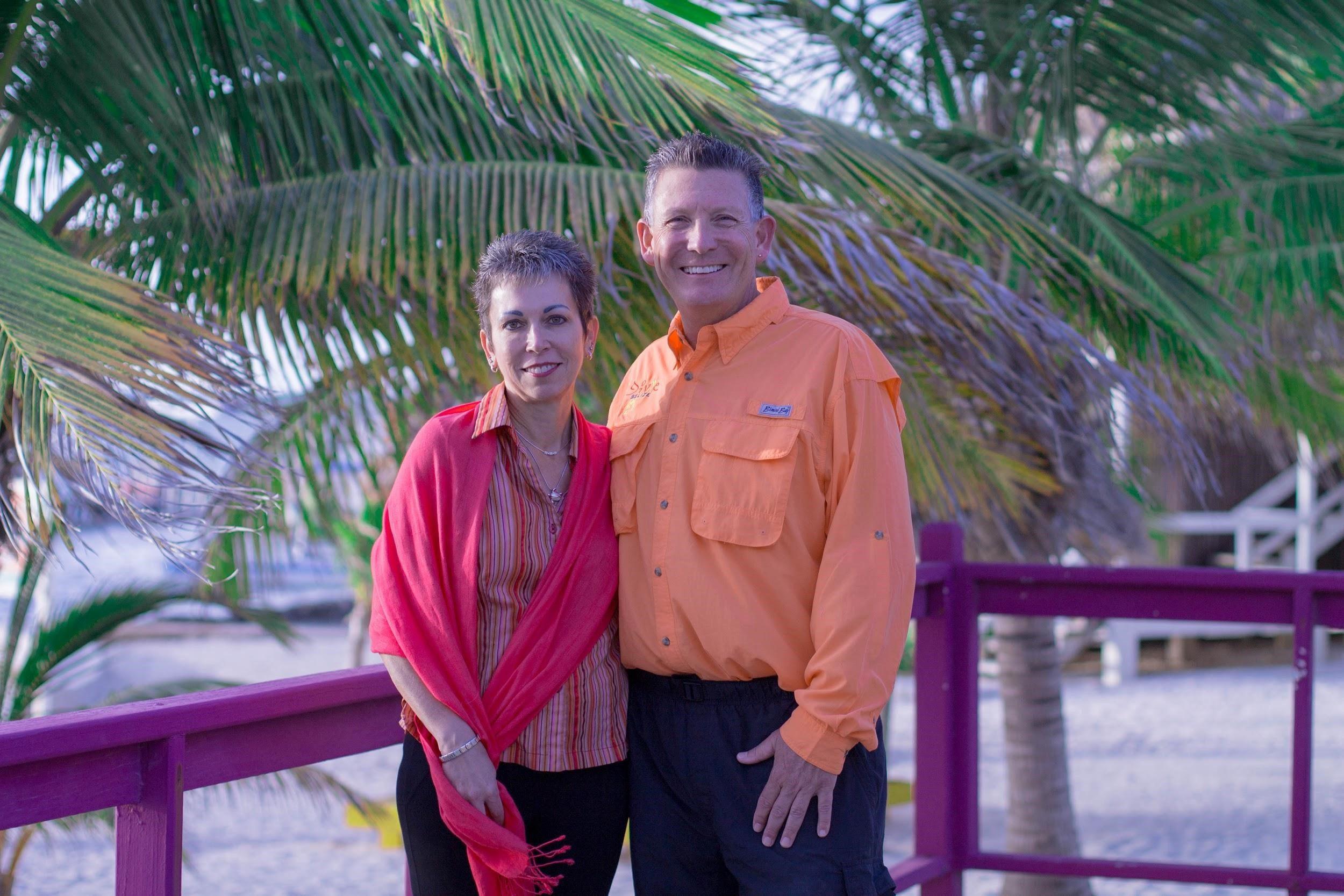 Jay and Sabrina J.