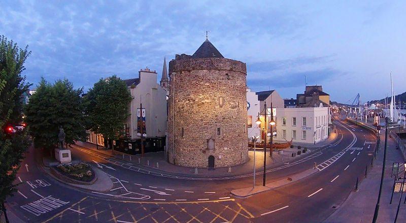 Reginald, Ireland