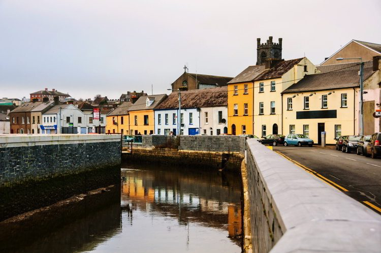 Cityscape during the day in Waterford, Ireland