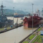 Panamal-Canal-war-ship