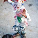 Belize dancer